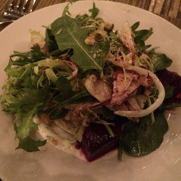 Beet Salad - Wilshire Restaurant, Santa Monica, CA
