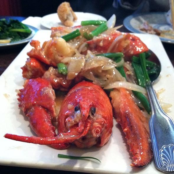 Lobster @ Queen's Dim Sum