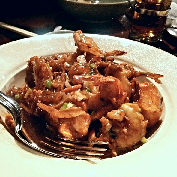 Stir-fried Prawns, Hawthorne And Maltose Sauce  @ Sha Tin 18 沙田18