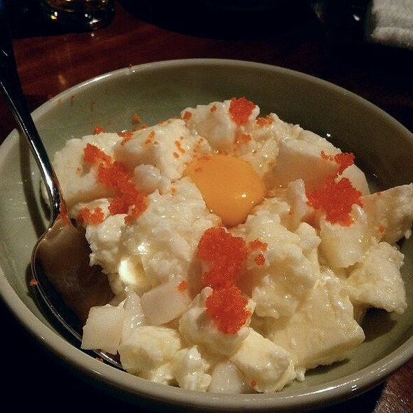 Stir-fried Scallops, Crab Roe, Egg White, Ginger  @ Sha Tin 18 沙田18
