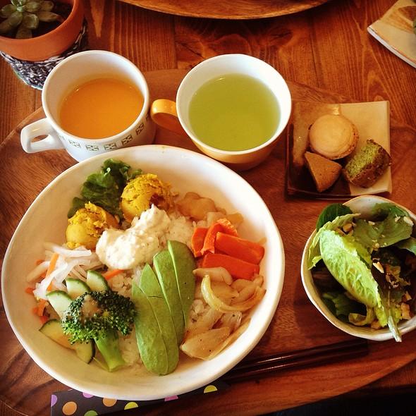 Basho Veggie @ Basho Cafe