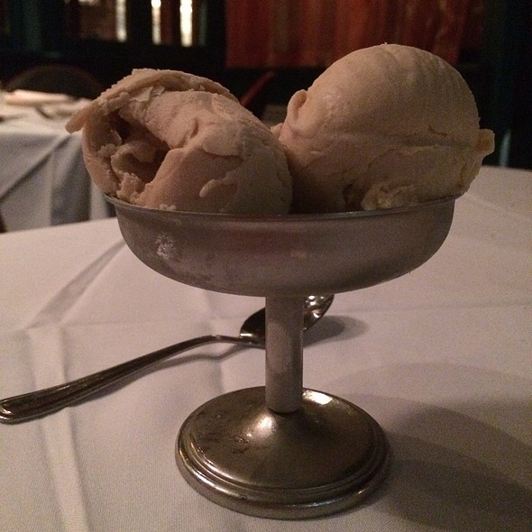 Hazelnut gelato - Bond 45 - National Harbor, Oxon Hill, MD