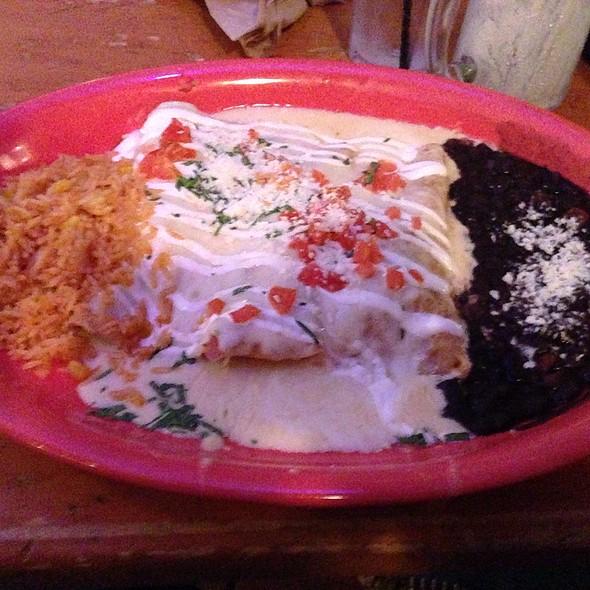 Enchiladas De Tres Amigos - Rockin Baja Lobster Oceanside, Oceanside, CA