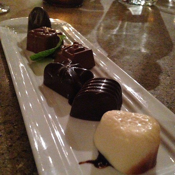 Chocolate Truffles - 5th and Wine, Scottsdale, AZ