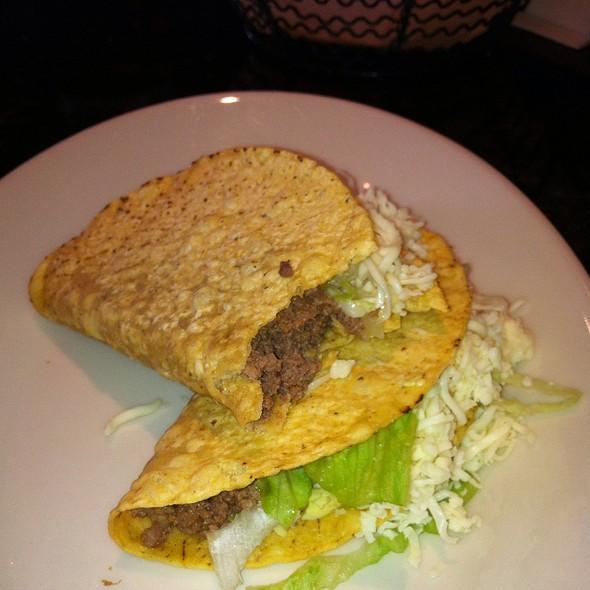 dos tacos @ Tacos & Tequillas Mexican Grill