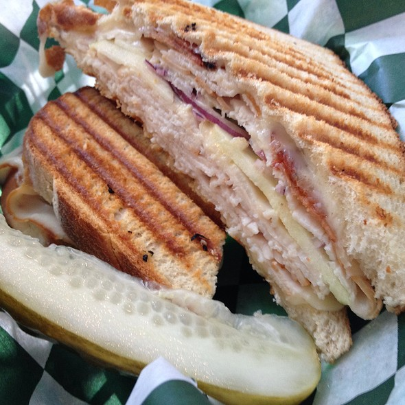 cranberry brie and bacon panini turkey and bacon panini swiss panini ...