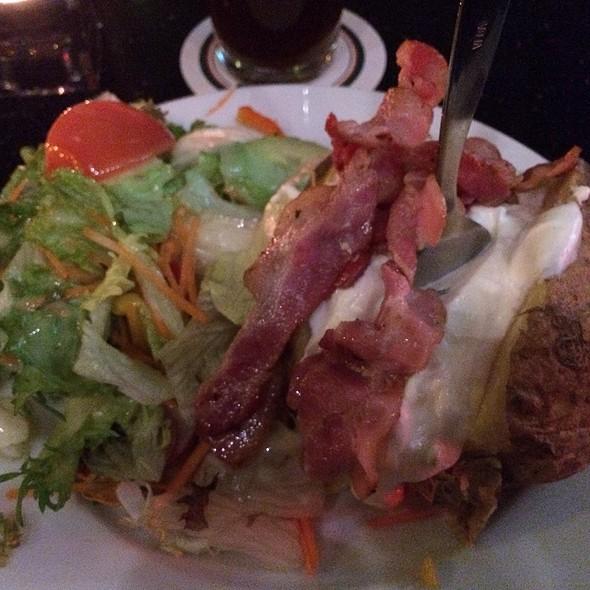 Bacon Potato @ Threesixty