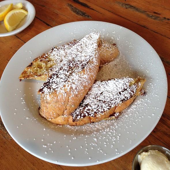 Bistro French Toast - Satellite...Eat. Drink. Orbit., Austin, TX