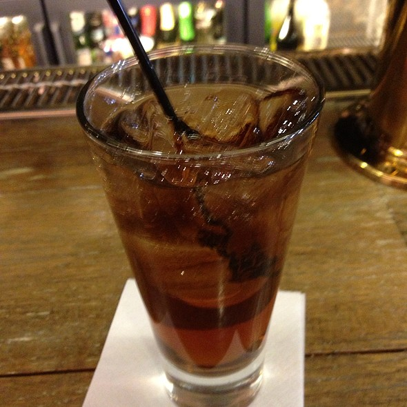Rum And Coke - MoonShine - Modern Supper Club, Millburn, NJ