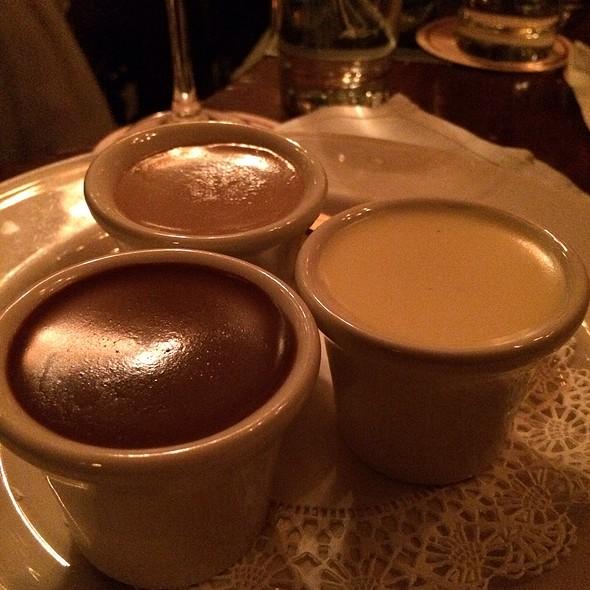 Pots De Creme - Minetta Tavern, New York, NY