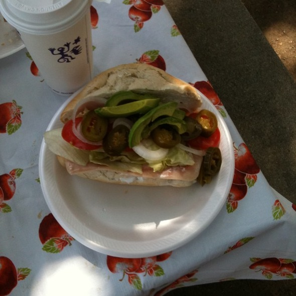 Torta @ Made By Judy At San Dimas Canyon Park
