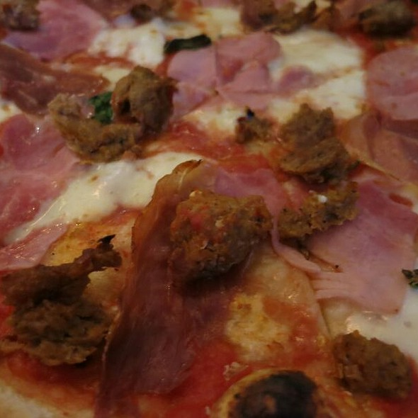 Pizza Siciliano @ Famoso Neapolitan Pizzeria - The Annex