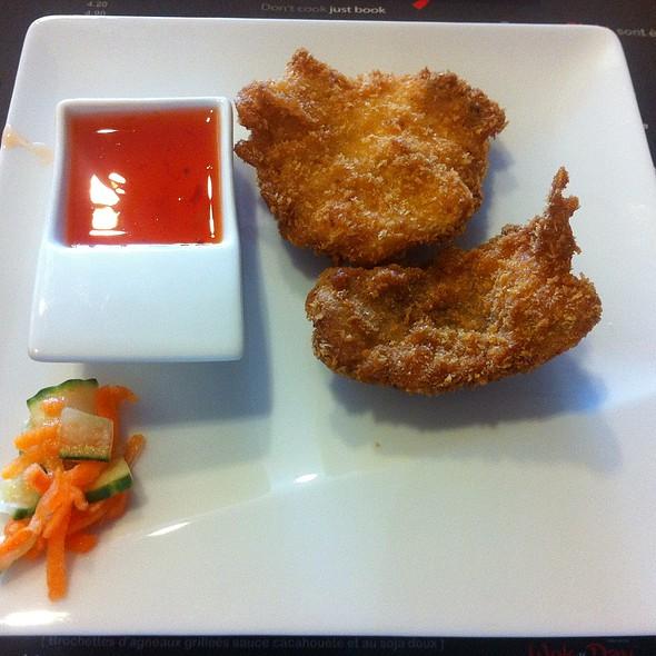 Crispy Bali Chicken @ Wok2Day