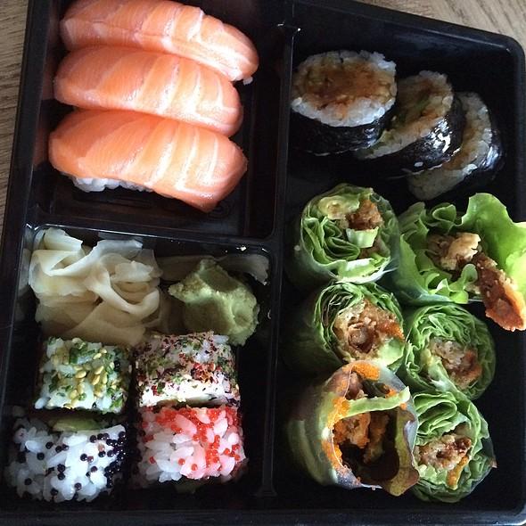 Mixed Maki And Sushi Box @ Sticks'n'Sushi