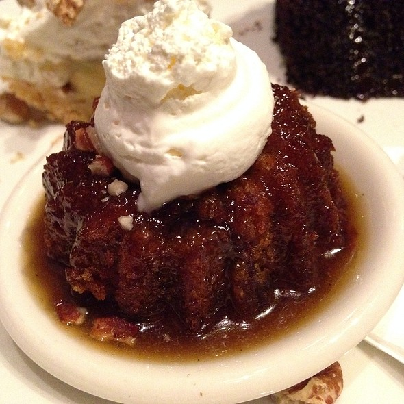 Sticky Toffee Pudding - Blue Smoke Battery Park City, New York, NY