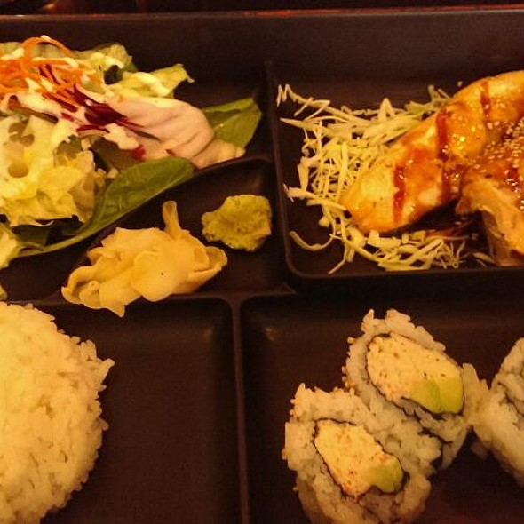 Bento Special @ Will Sushi