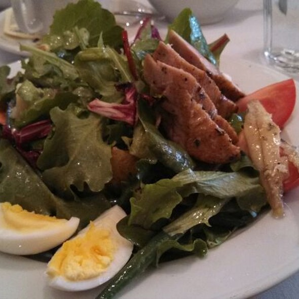 Niçoise salad - Vin Rouge, Durham, NC