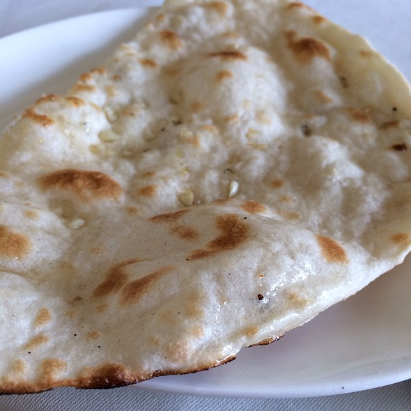 nann bread @ Novotel Visakhpatnam