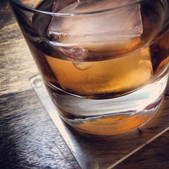 Old Fashioned @ Home