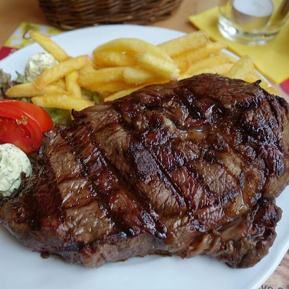 Rib Eye Steak Special @ Maredo