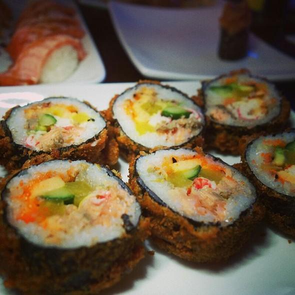 Fried Futo Maki @ Noori