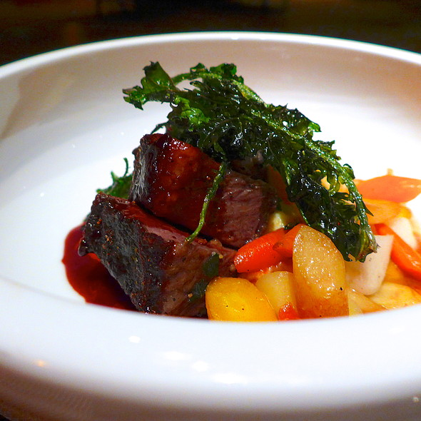 Short Ribs - Core Kitchen and Wine Bar at The Ritz-Carlton Dove Mountain, Marana, AZ