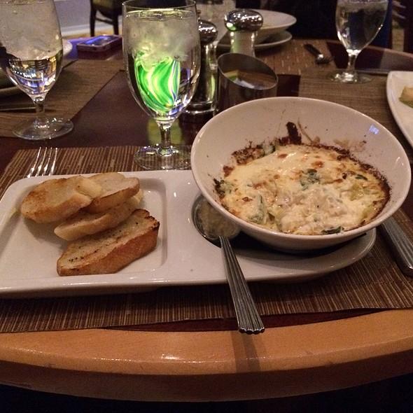 Spinach And Artichoke Dip - Diamond Tavern - Hilton Baltimore, Baltimore, MD