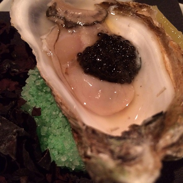 Caraquet Oyster @ East Coast Bistro