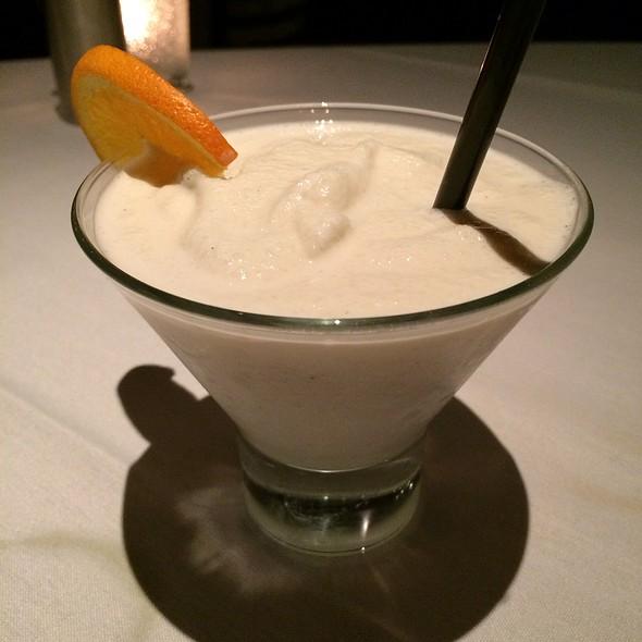 Crème Brulée Freeze - Nick & Sam's Steakhouse, Dallas, TX