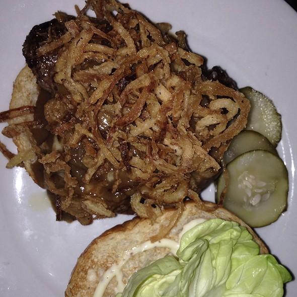 Capdeville Burger - Capdeville, New Orleans, LA