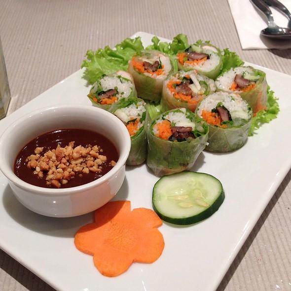 Gòi Cuòn @ Pho Hoa Vietnamese Noodle House Wilson