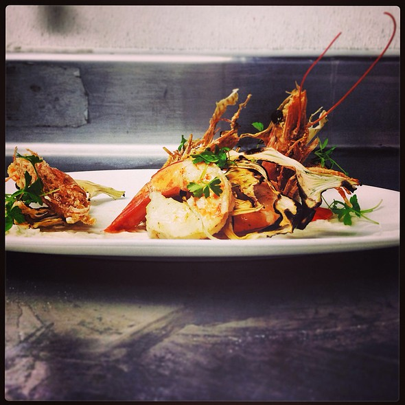 Pickled Prawns @ Atwood