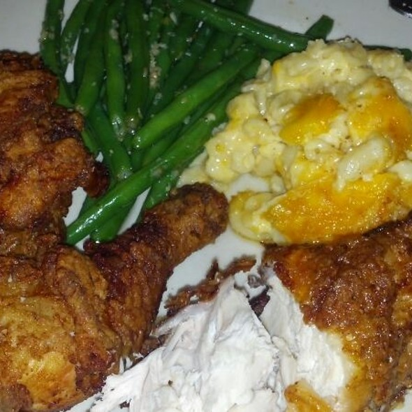 Fried Chicken - Horseradish Grill - Buckhead, Atlanta, GA