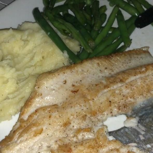 Trout - Horseradish Grill - Buckhead, Atlanta, GA