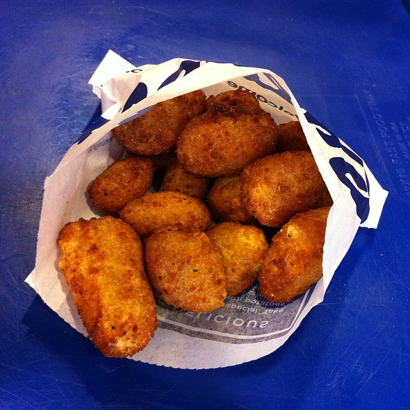 Fried Cheese Curds @ Culvers Butter Burgers And Frozen Custard
