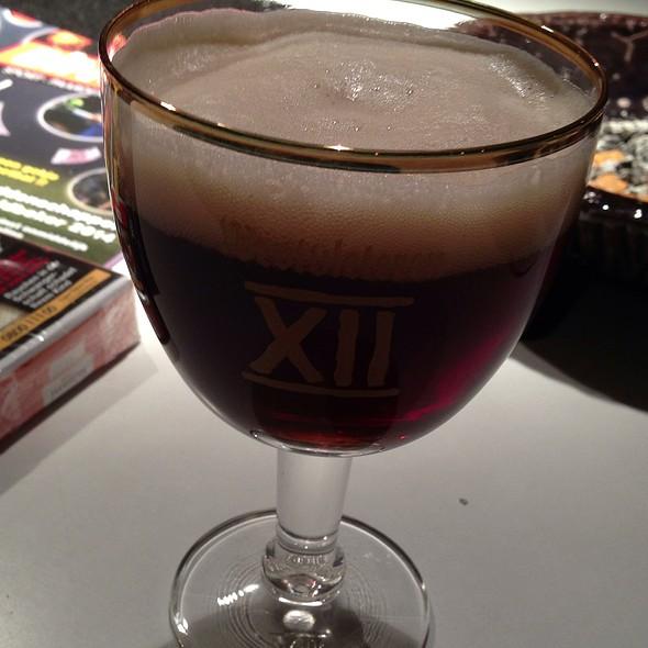 Trappist Westvleteren 12 @ Home