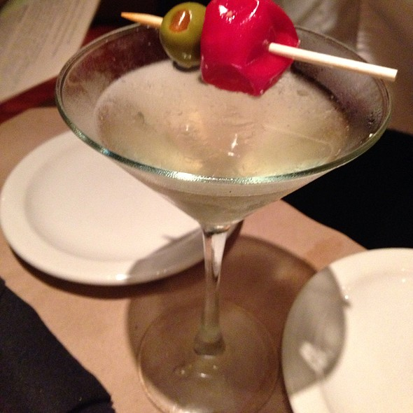 Martini At Bonefish Grill