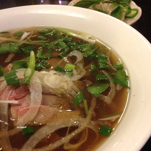Beef Pho @ Pho Thien Long