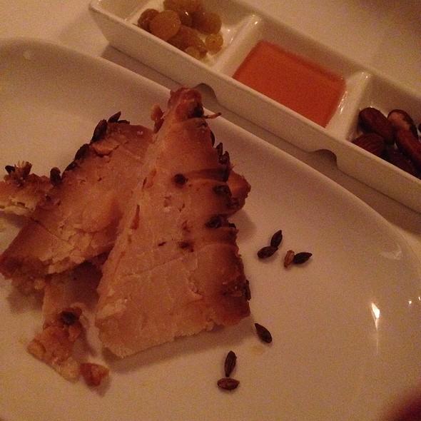 Cusie Cheese!!!!!!! - Perbacco, San Francisco, CA