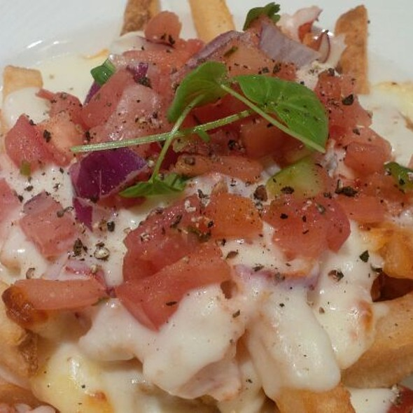 Lobster Poutine - Miller Tavern, Toronto, ON