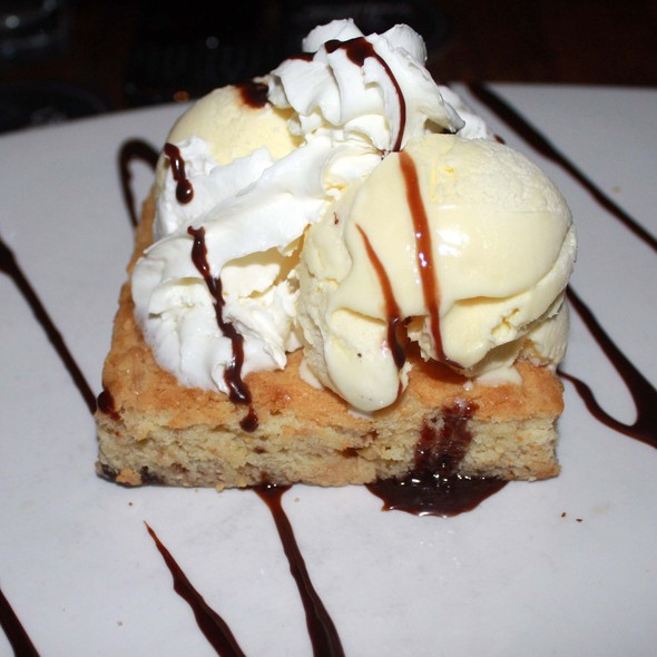 White Chocolate Brownie