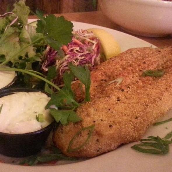 Catfish @ Nick's English Hut