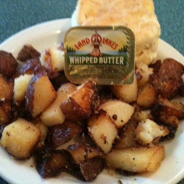 Home Fries @ Brother Junipers
