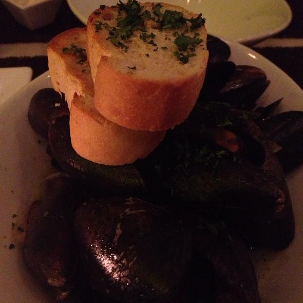 Mussels Meuniere - Angelique Euro Cafe, Coral Gables, FL