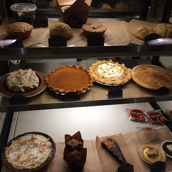 Pies @ The Pie Hole