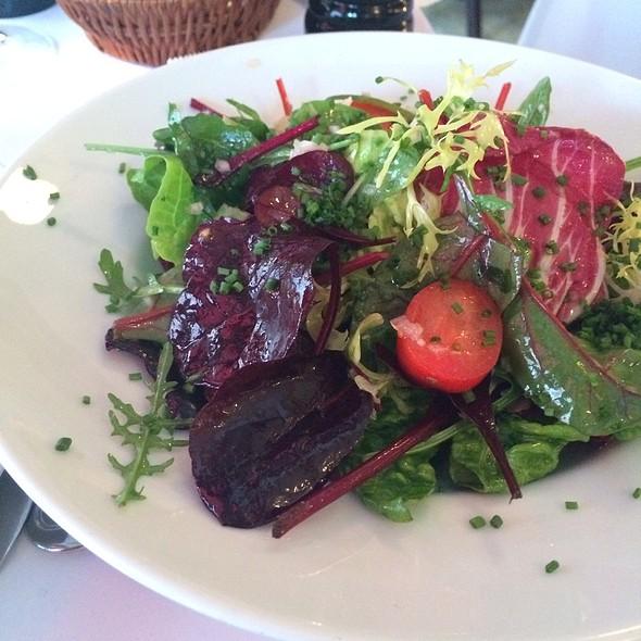 Side Salad @ Bistro Pastis