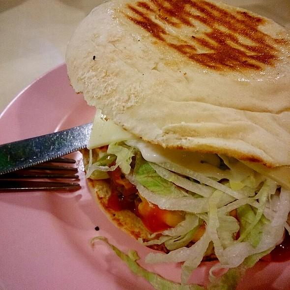 Chicken Cheese Kebab @ 89.7 Supper Club