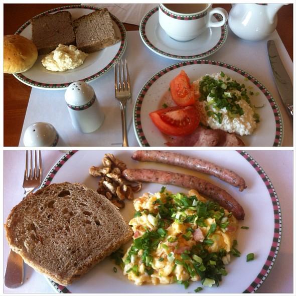Breakfast @ Mercure Resort & Spa Mrągowo