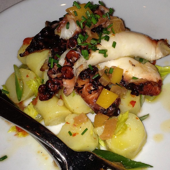Octopus Al Forno - Tarry Lodge Port Chester, Port Chester, NY