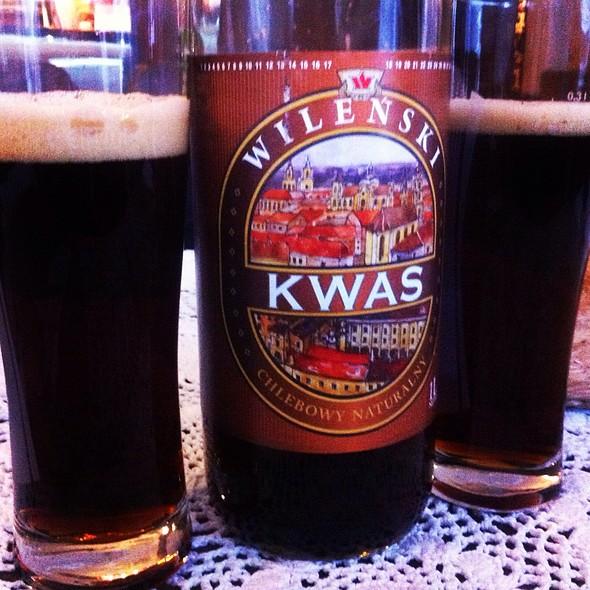 Kwas Chlebowy @ Restauracja Folkowa